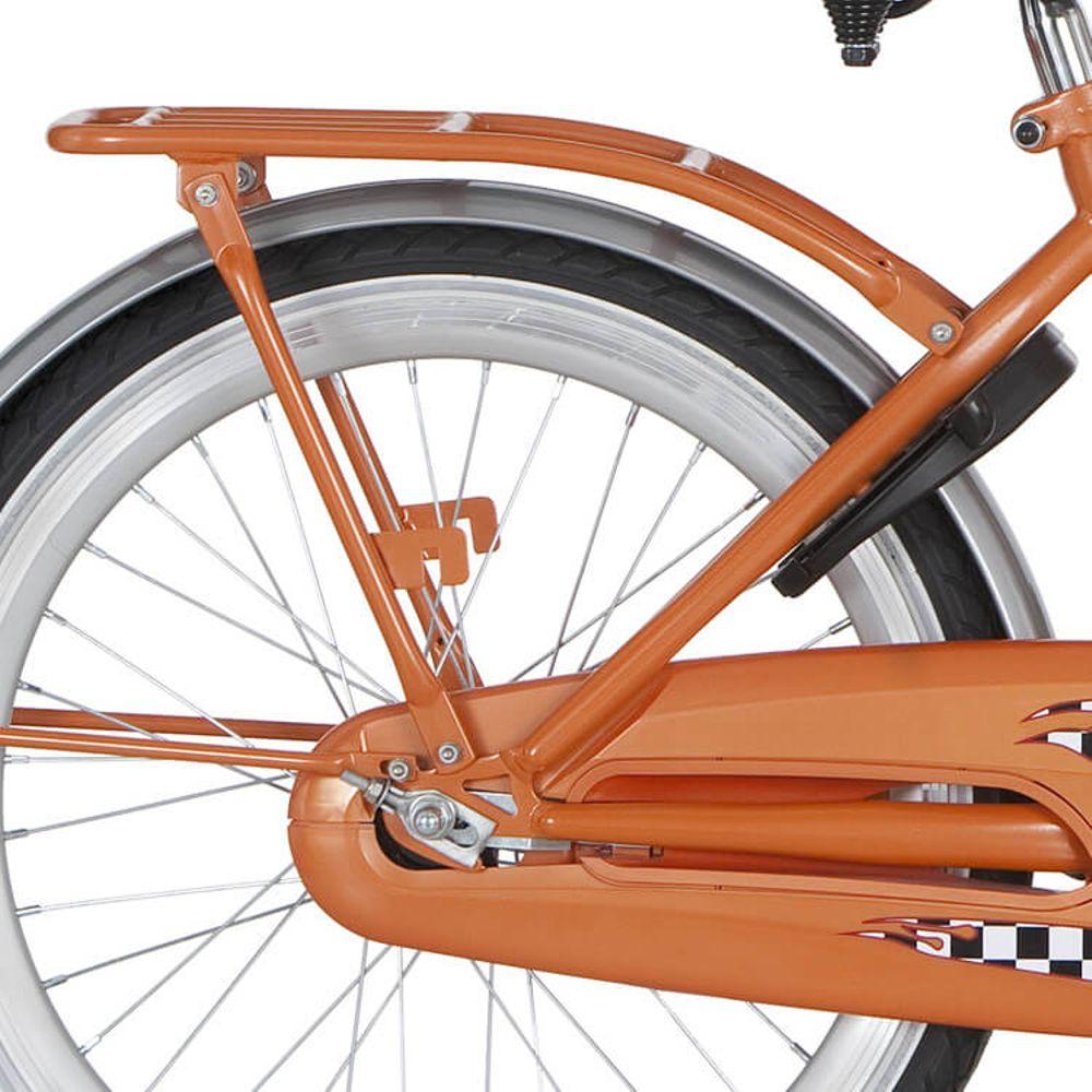 Alpina achterdrager 20 Clubb orange pearl