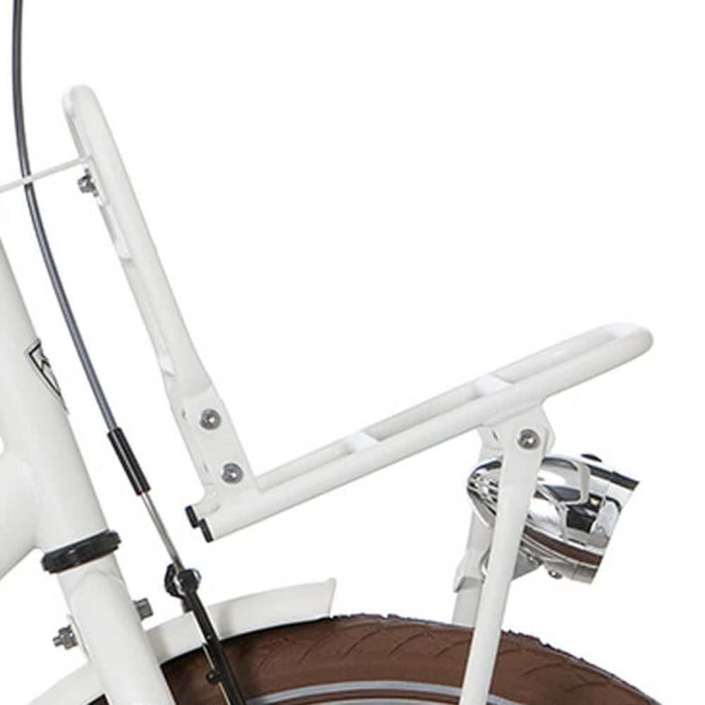 Alpina voordrager 20 Cargo pure white matt