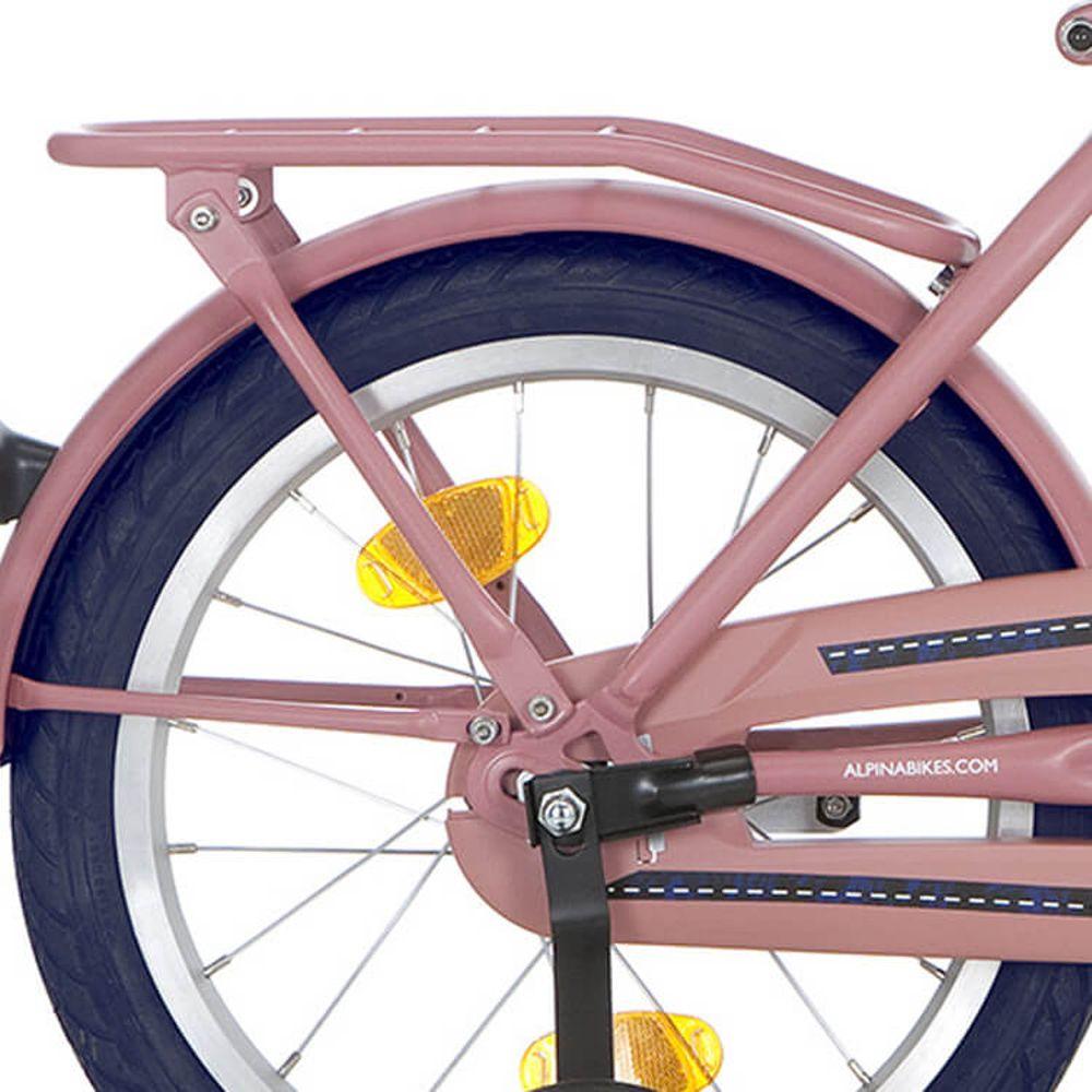 Alpina achterdrager 18 Cargo soft pink matt