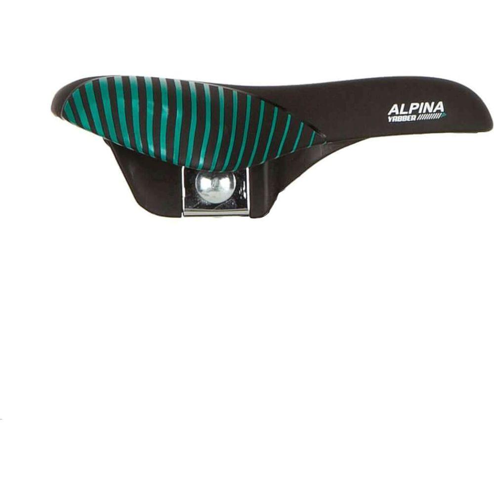 Alpina zadel 16-18 yabber black 2020 print