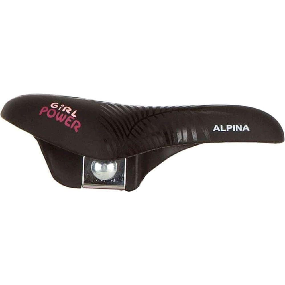 Alpina zadel 20-22 GP black 2020 print
