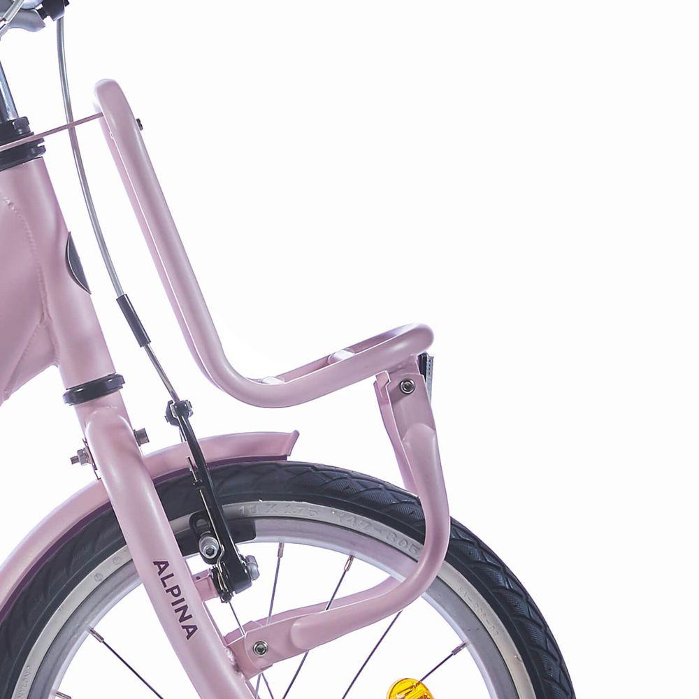 Alpina voordrager 18 Clubb pearl pink matt