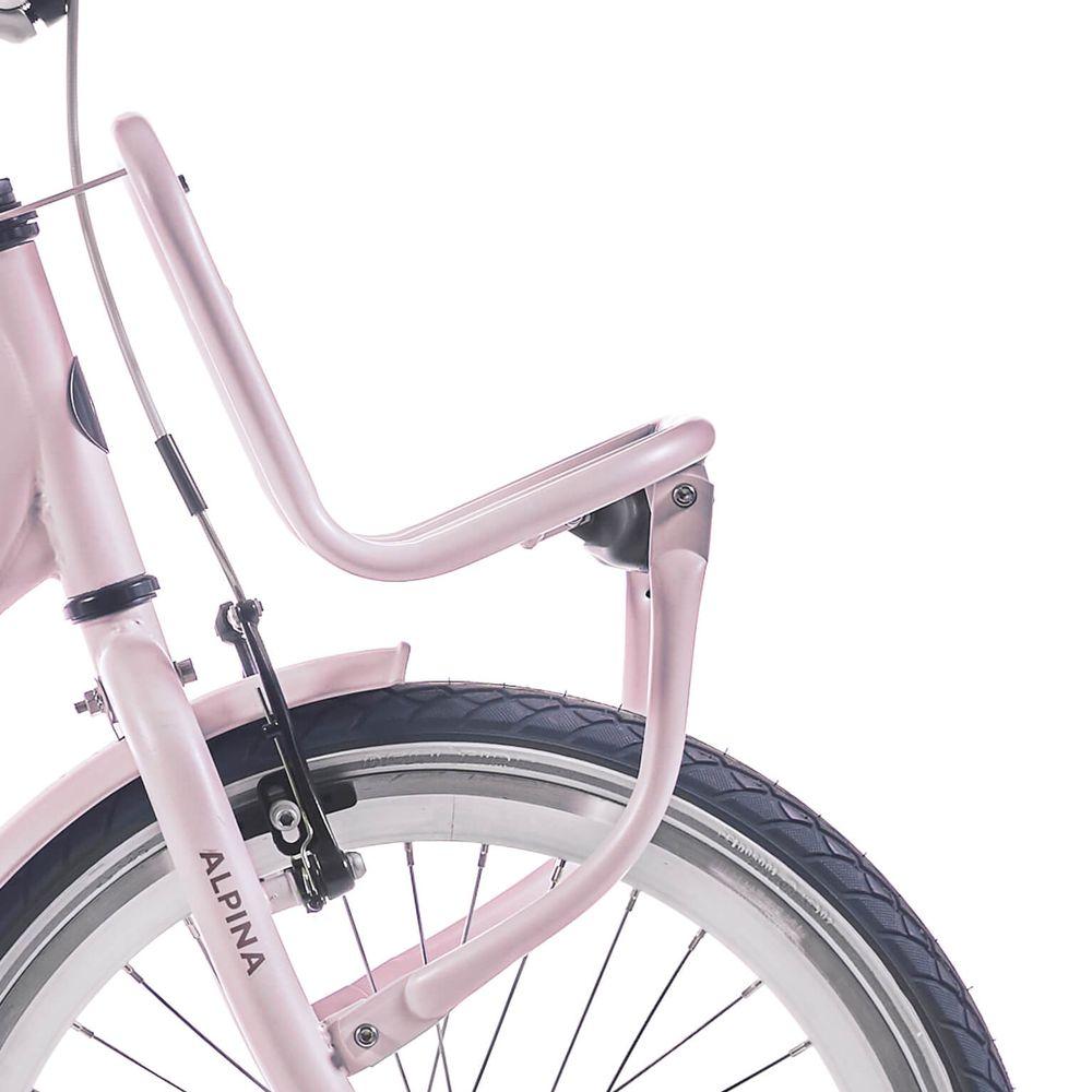Alpina voordrager 20 Clubb frosty pink matt
