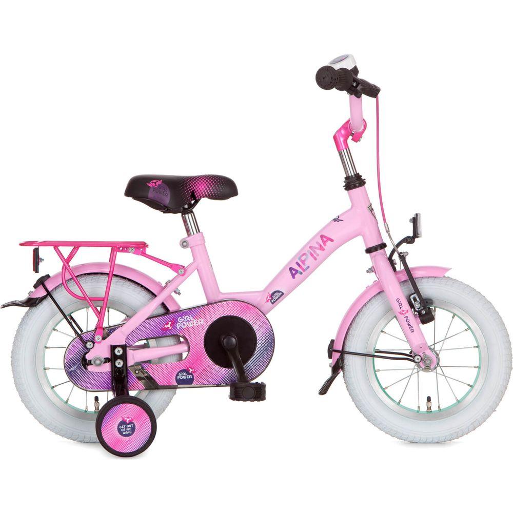 Alpina Girlpower M12 Sparkle Pink