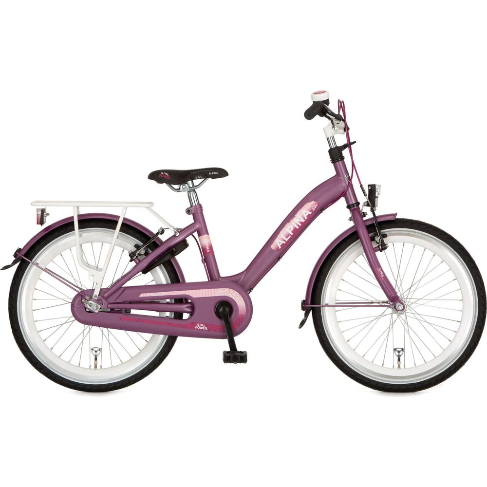 Alpina Girlpower M20 Vivid Purple Matt