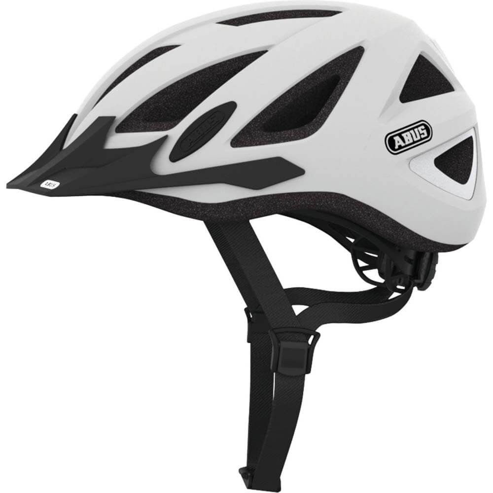 Abus helm Urban-l 2.0 polar matt M 52-58