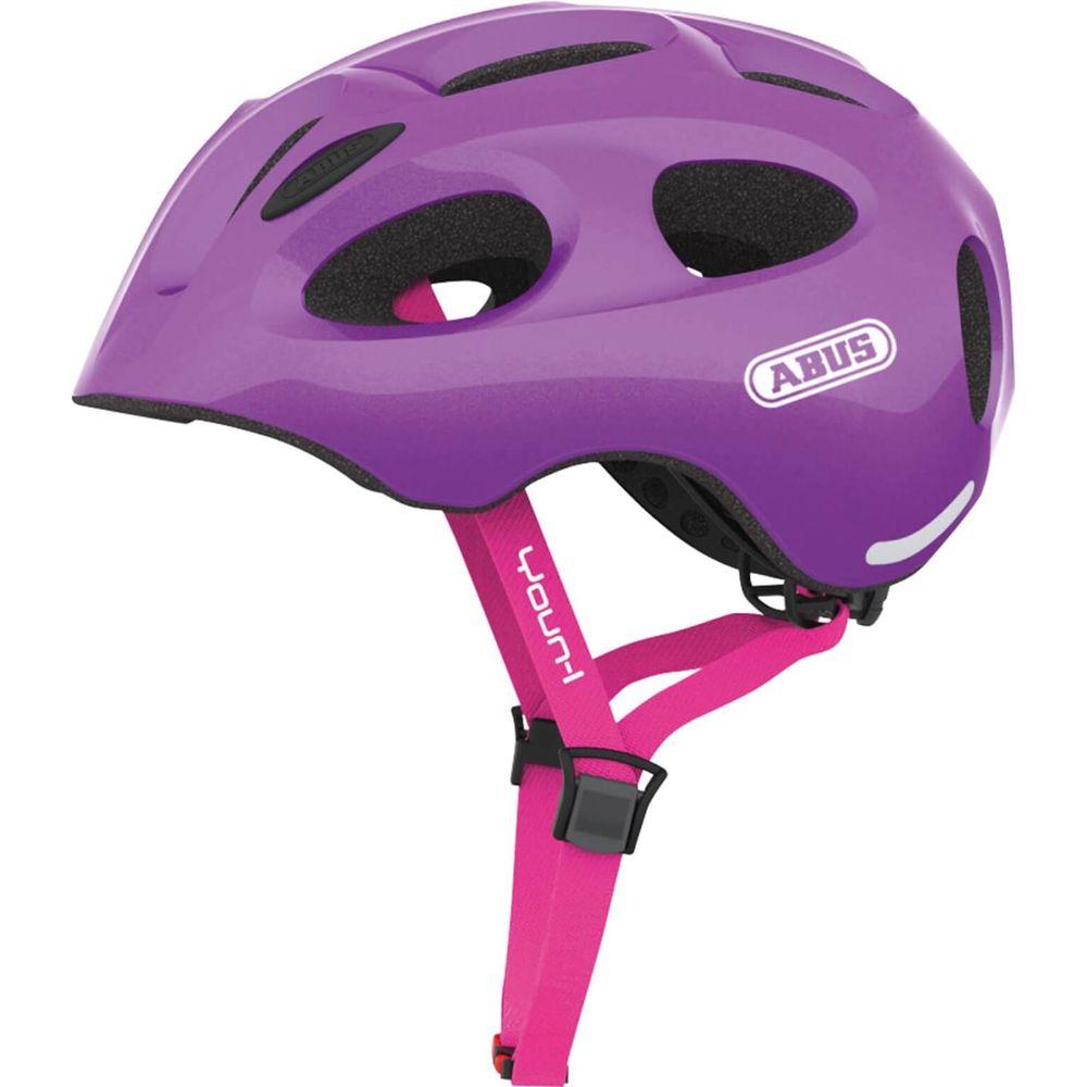 Abus helm youn-i sparkling purple s 48-54