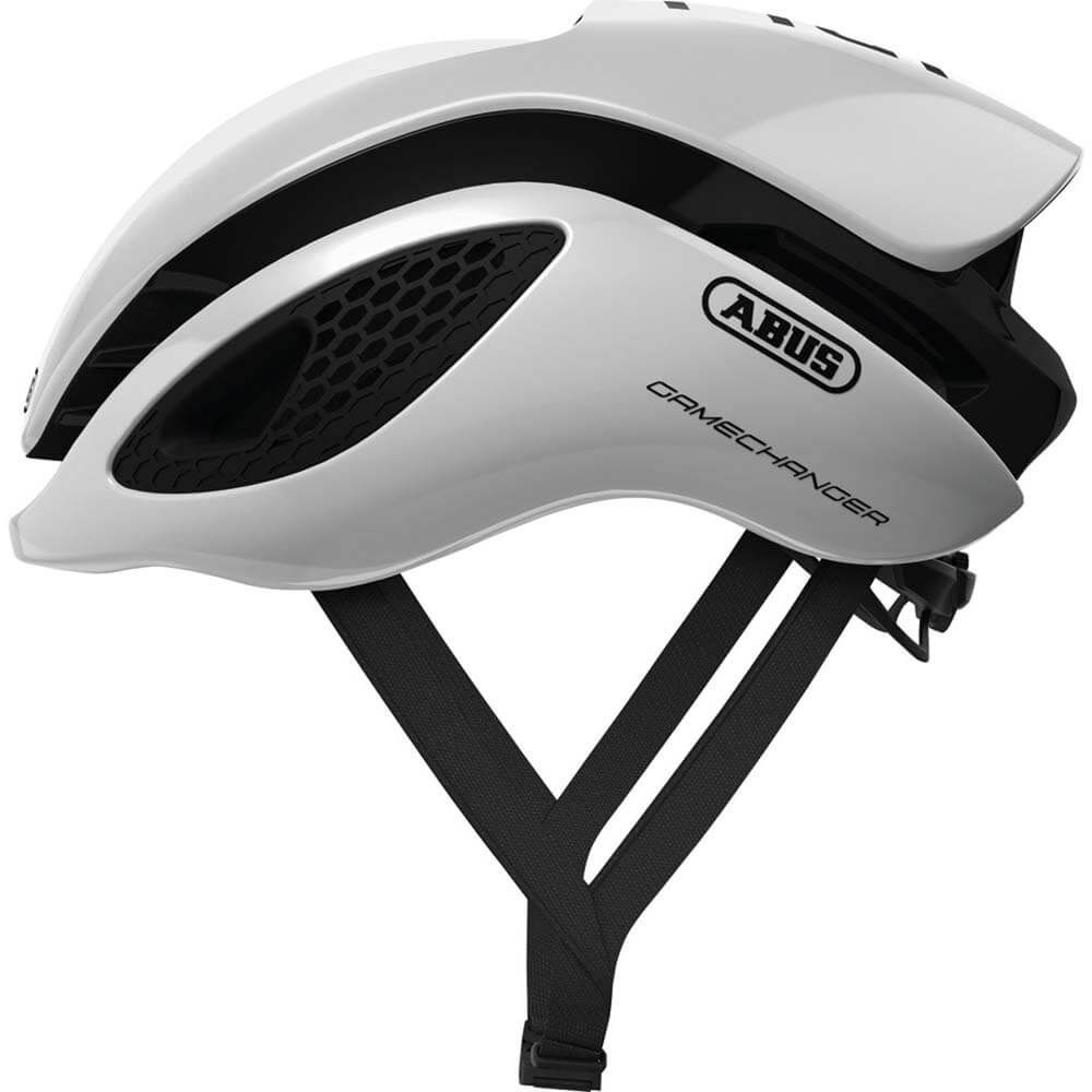 Abus helm Gamechanger polar white S 51-55