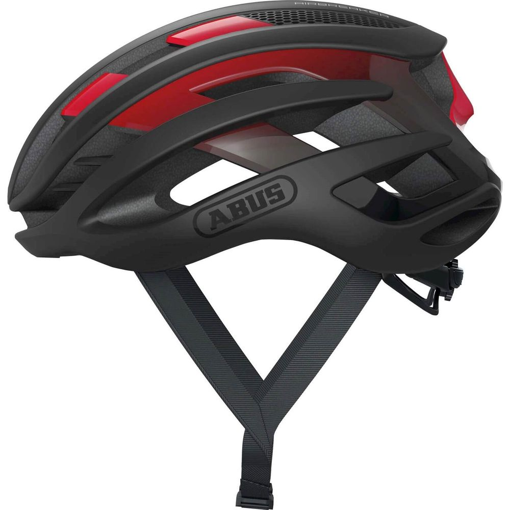 Abus helm AirBreaker black red S 51-55