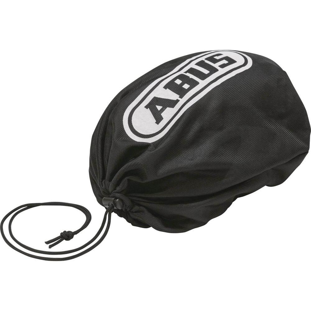 Abus helm tas universeel zwart
