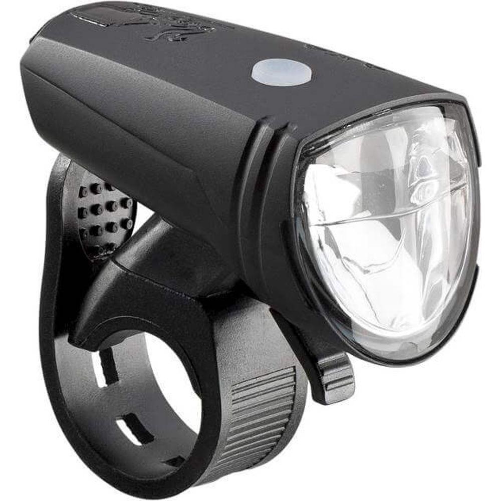 Axa led lamp voorlicht greenline usb oplaadbaar 15