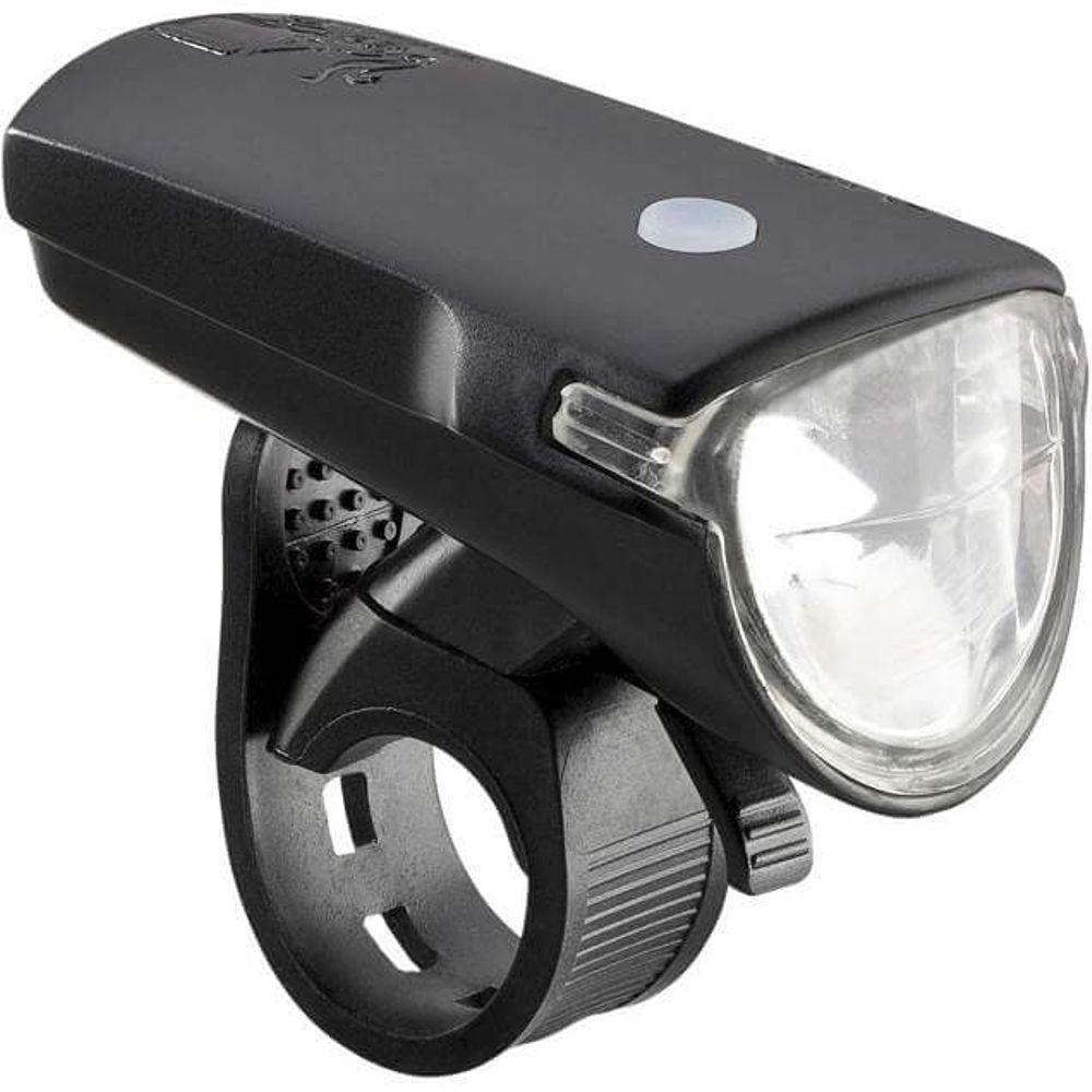 Axa led lamp voorlicht greenline usb oplaadbaar 35