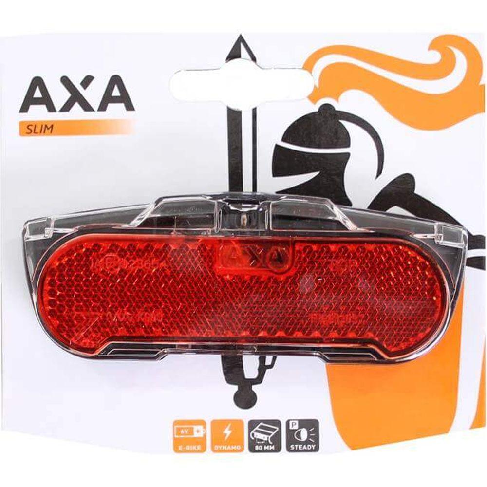 Axa led lamp achterlicht slim steady (naaf)dynamo