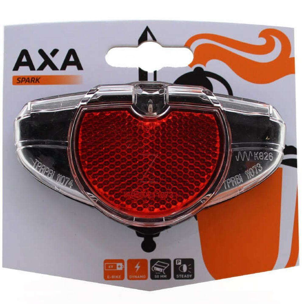 Dragerachterlicht AXA Spark Steady (op kaart)