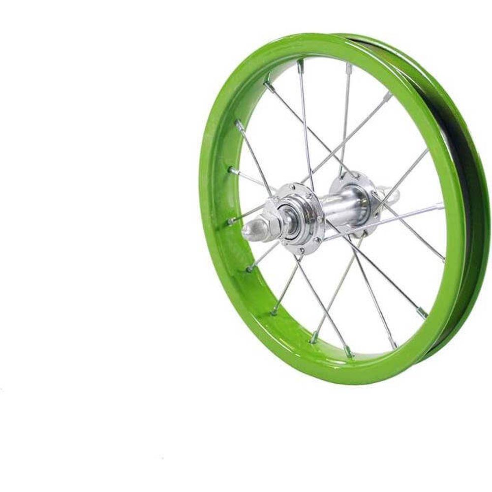 Alpinachterwielloopfiets groen 7411
