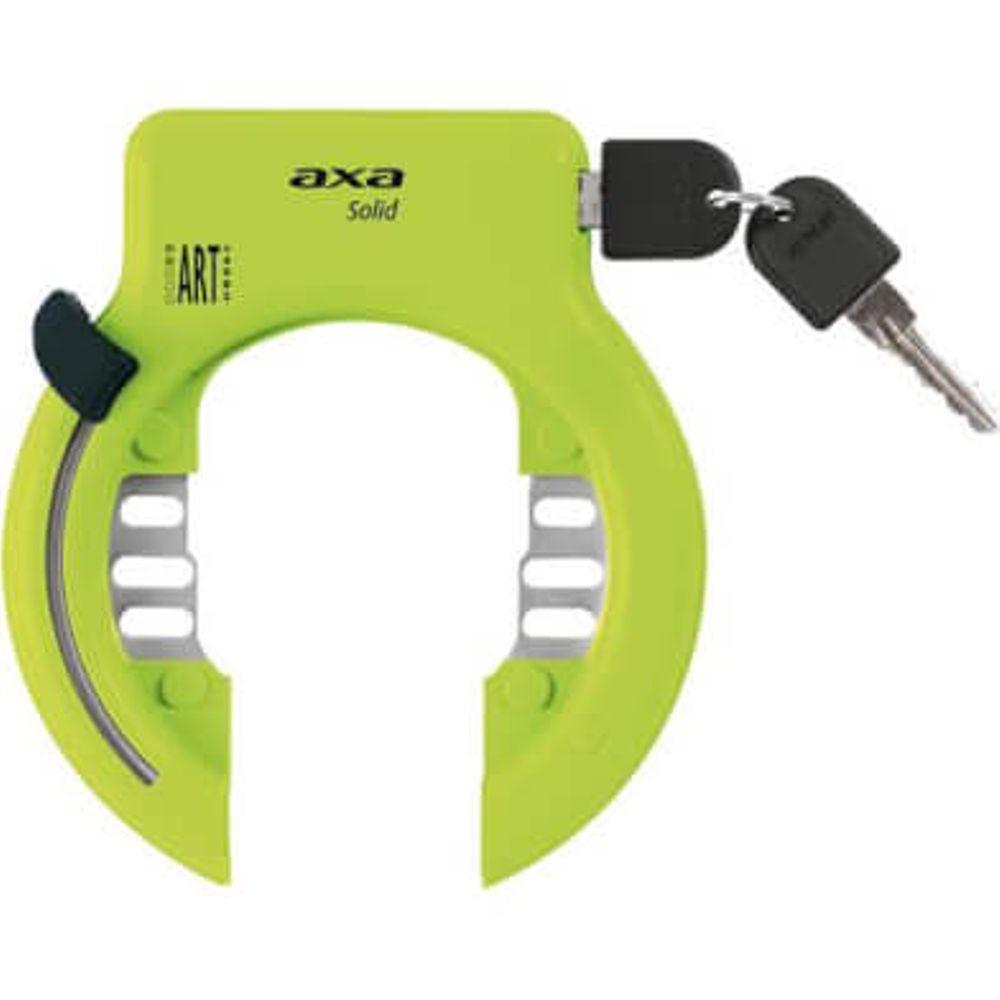 Axa ringslot solid groen spatbord art2 op kaart