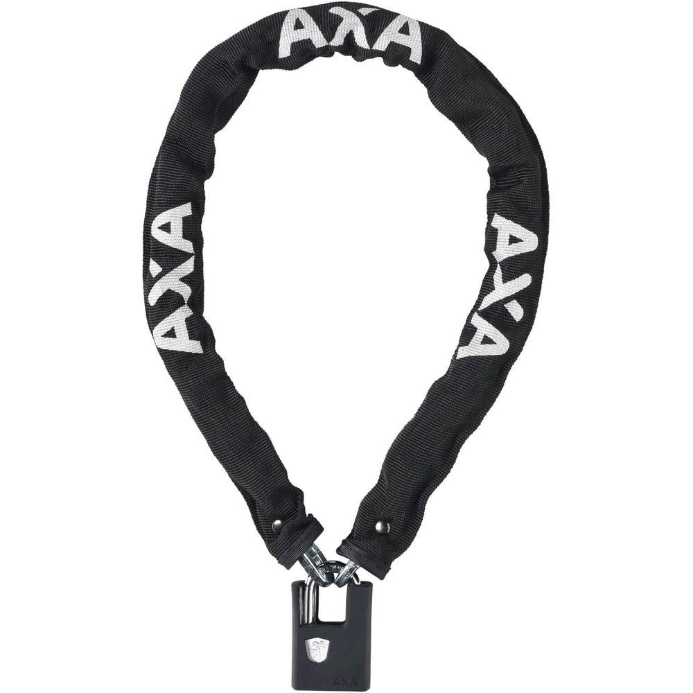 Axa kettingslot Clinch Soft 85 zwart