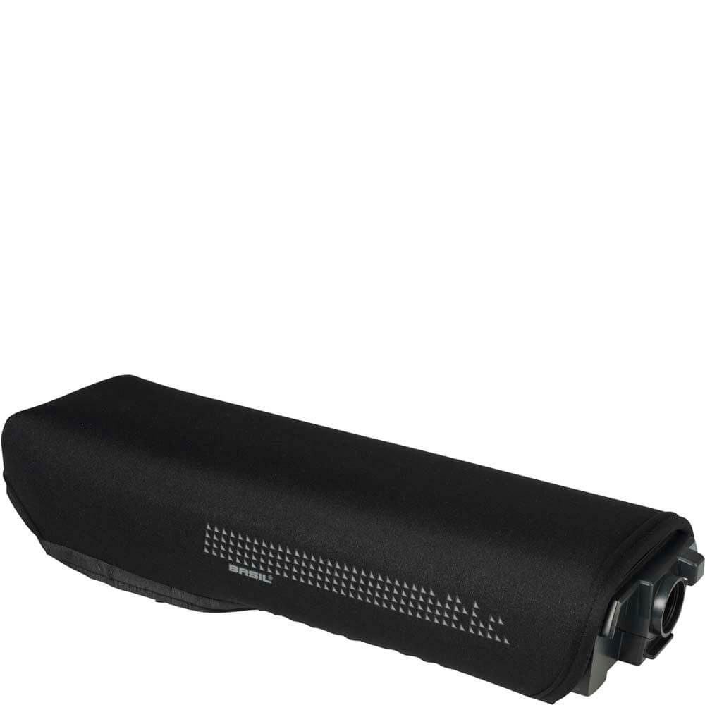 Basil battery cover drageraccu black lime