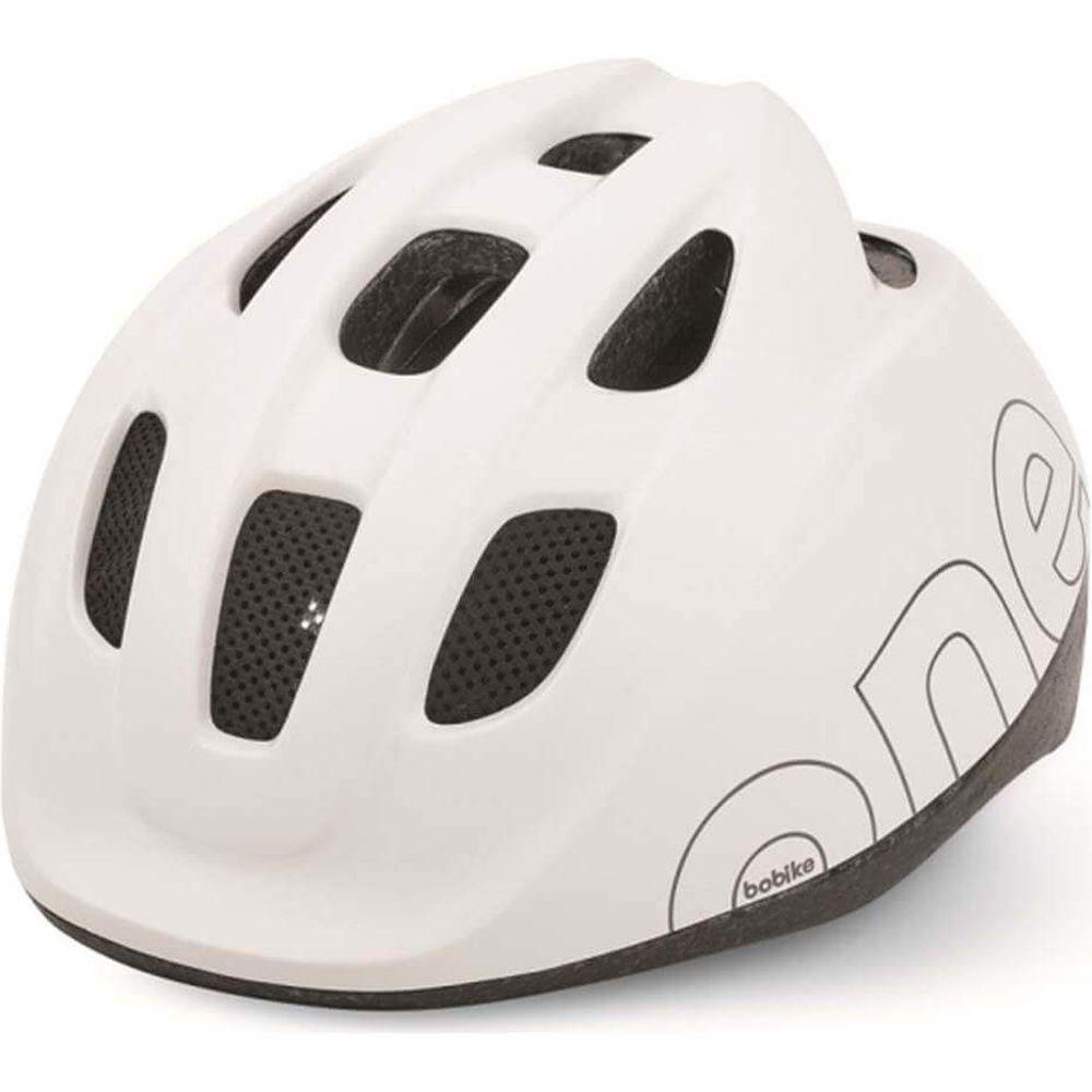 Bobike helm One XS snow white