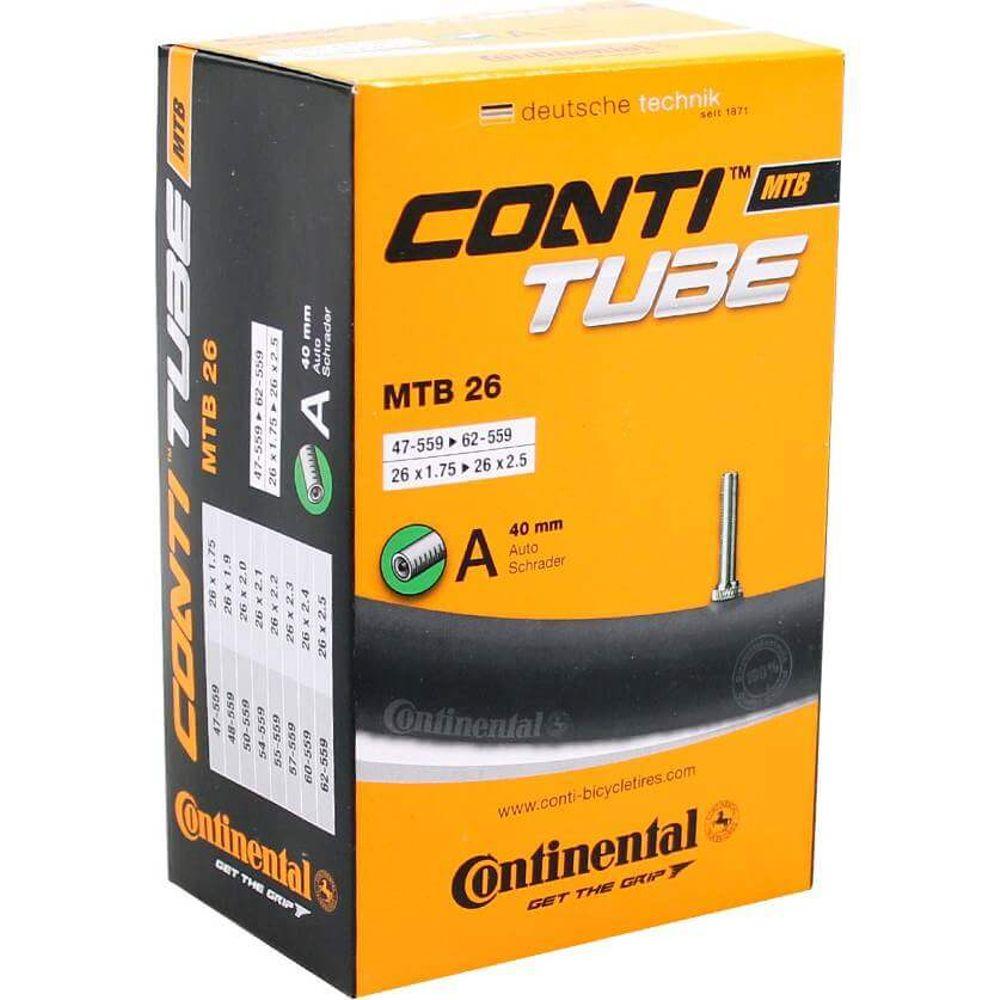 Continental binnenband 26x1.75/2.50 av 40mm