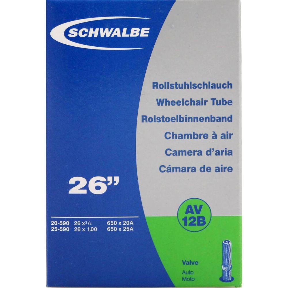 Schwalbe binnenband AV12B 26 x 3/4 - 27.5 x 1.10 av 40mm