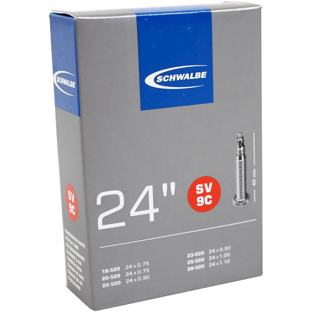 Schwalbe binnenband SV9C 24 x 0.75 - 1.10 fv 40mm