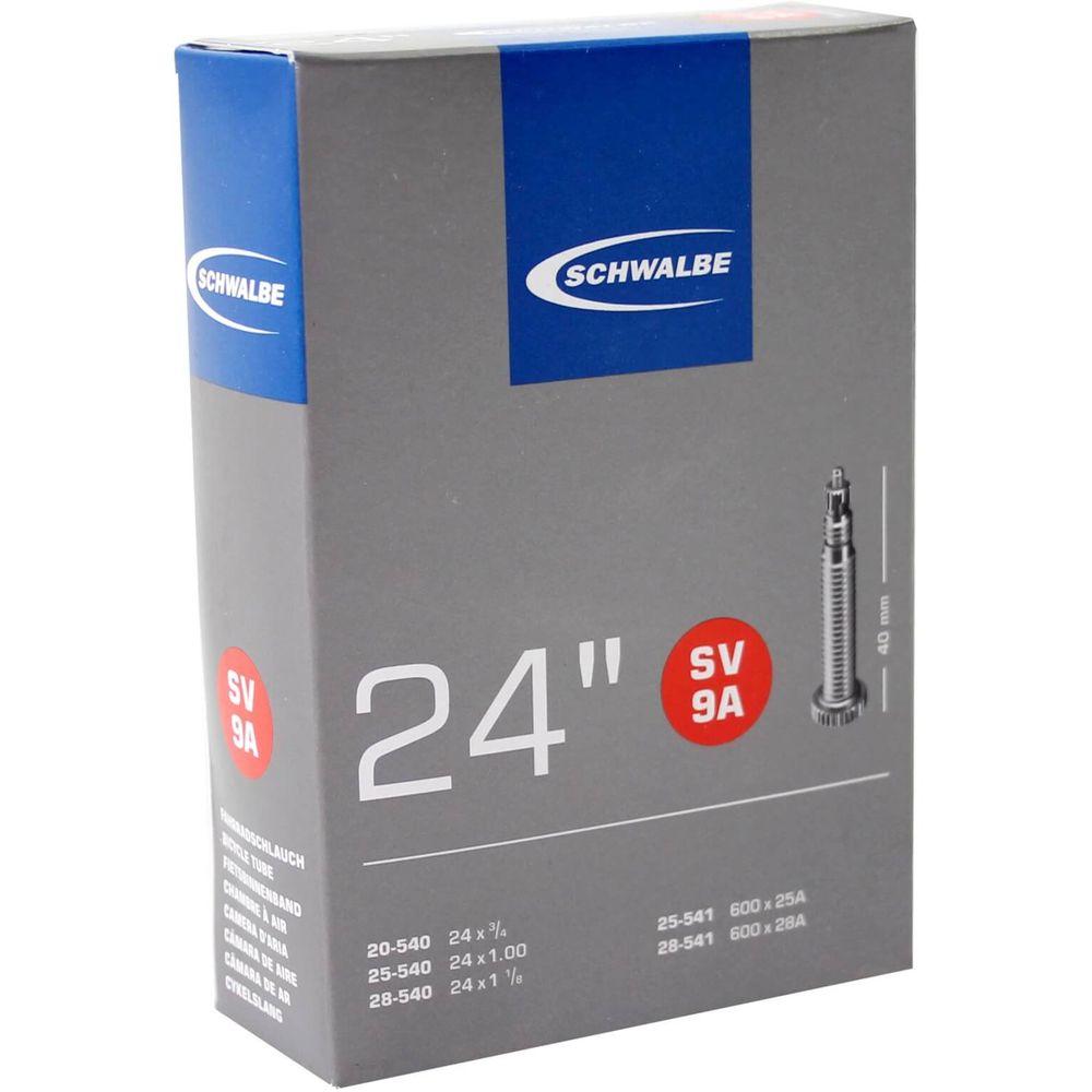 Schwalbe binnenband SV9A 24 x 3/4 - 1 1/8 fv 40mm