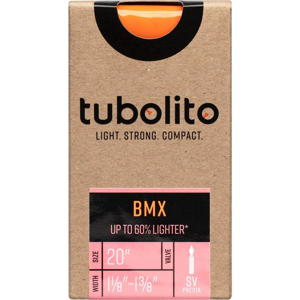 Tubolito binnenband Tubo BMX 20 x 1-1/8 - 1-3/8 fv 42mm