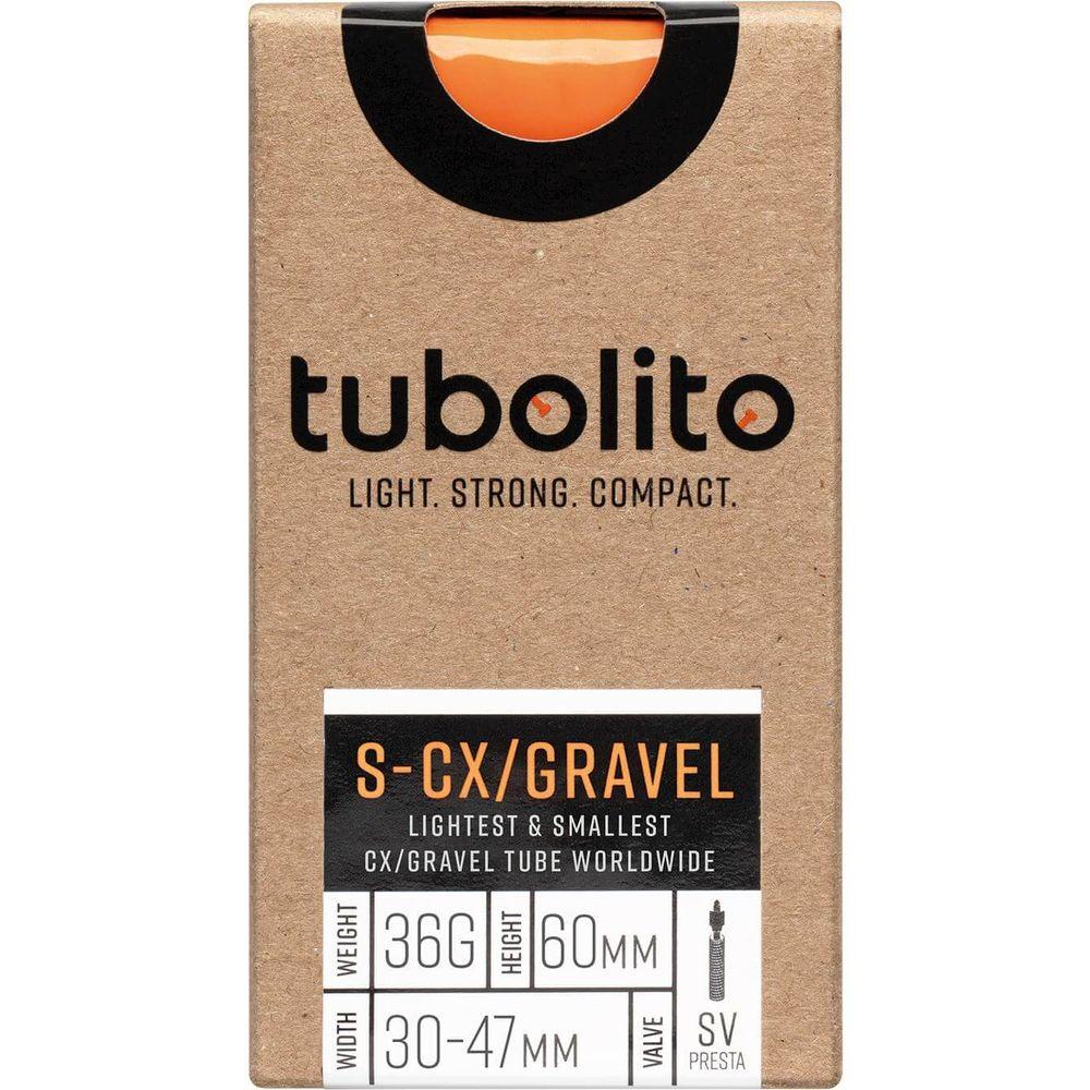 Tubolito binnenband S-Tubo CX/Gravel All 700c 30 - 47mm fv 60mm