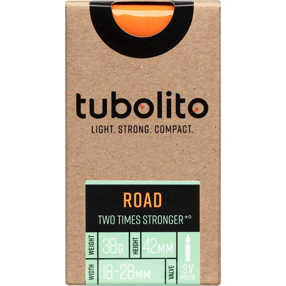 Tubolito binnenband Road 700c 18 - 28mm fv 42mm