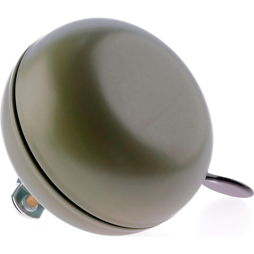Fietsbel Ding Dong Tempranillio Green 80 mm - mat