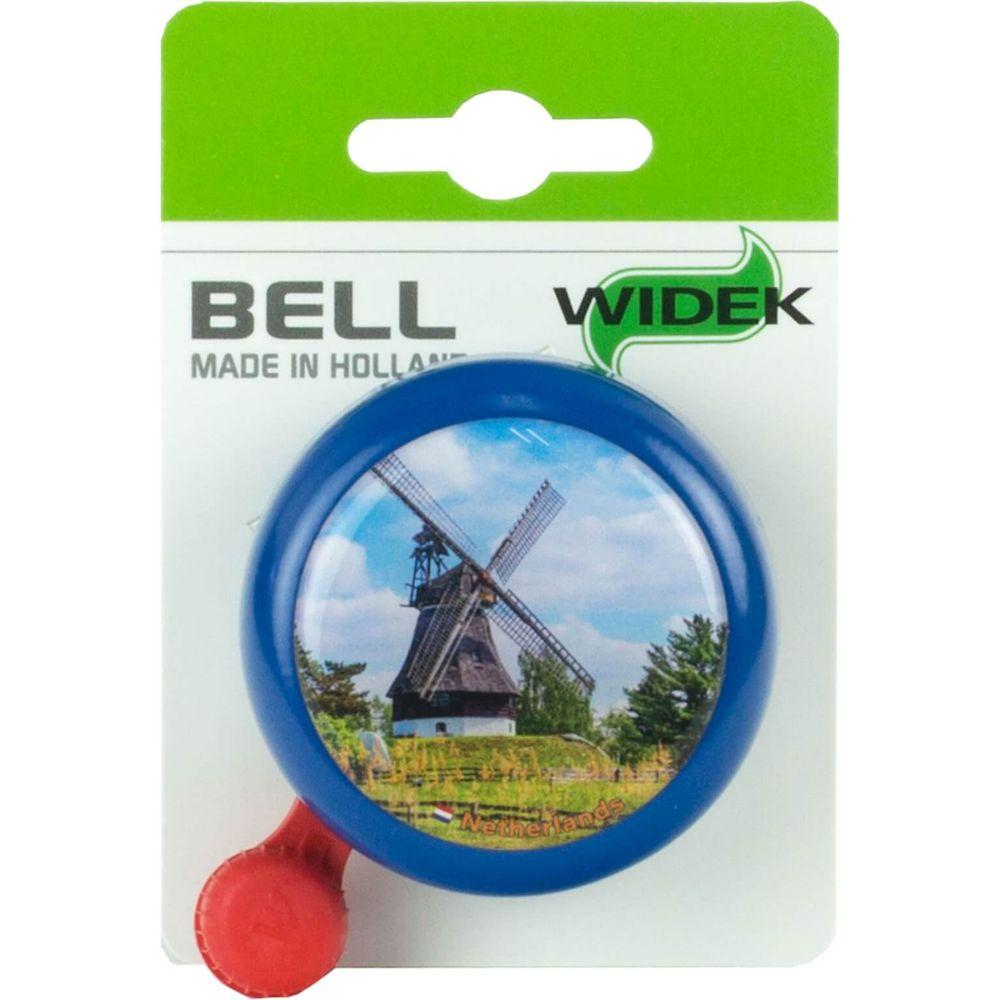 Widek bel nederland blauw molen