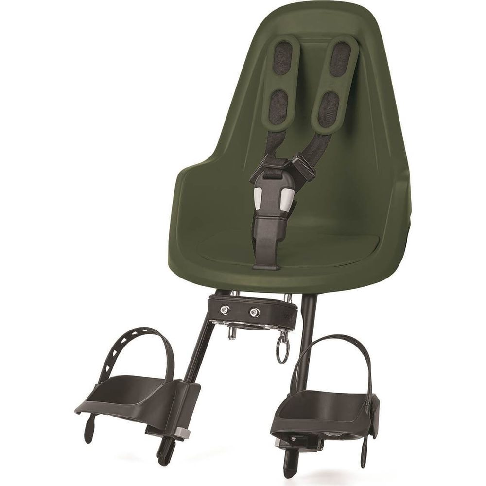 Kinderzitje Voor Bobike Mini One -  Olive Green
