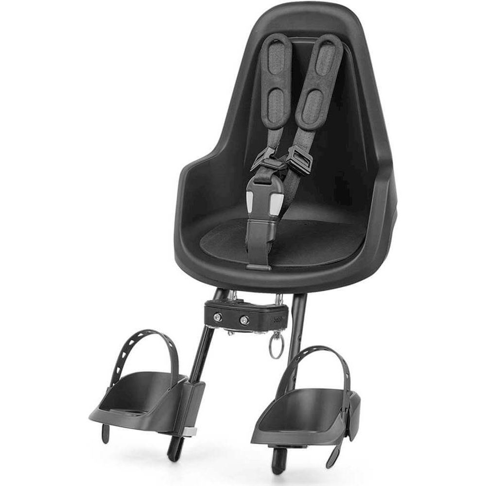 Kinderzitje Voor BOBIKE Mini One - Urban Black