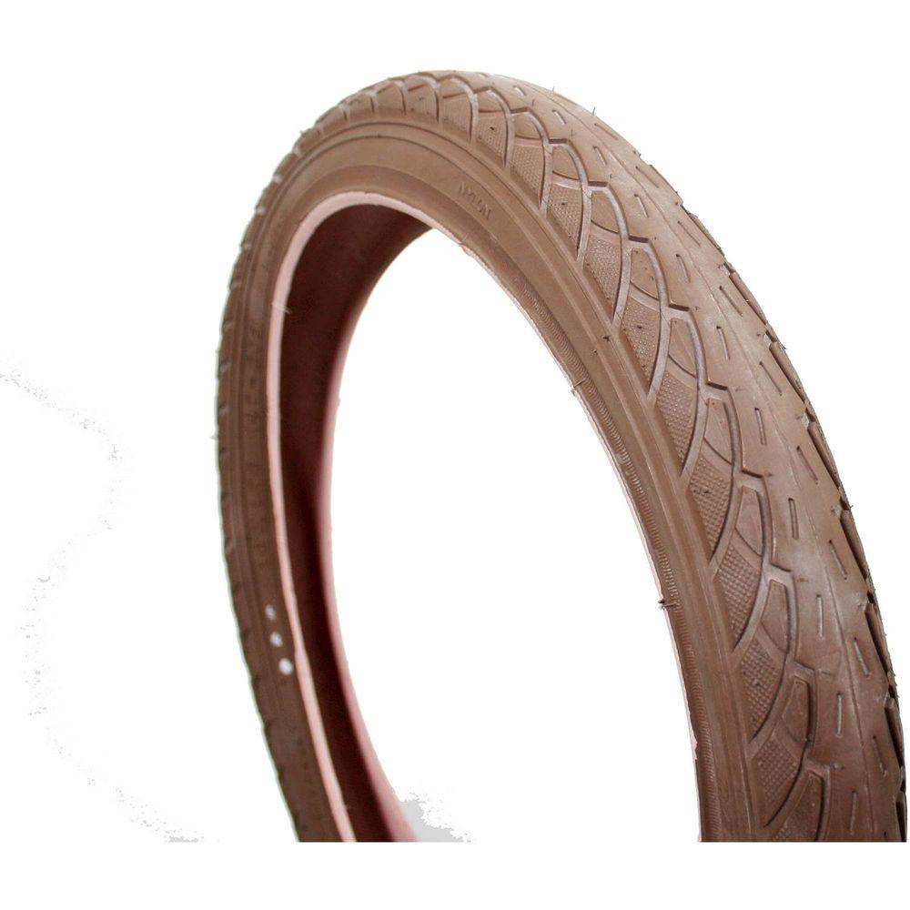 Deli Tire buitenband SA-206 18 x 1.75 bruin