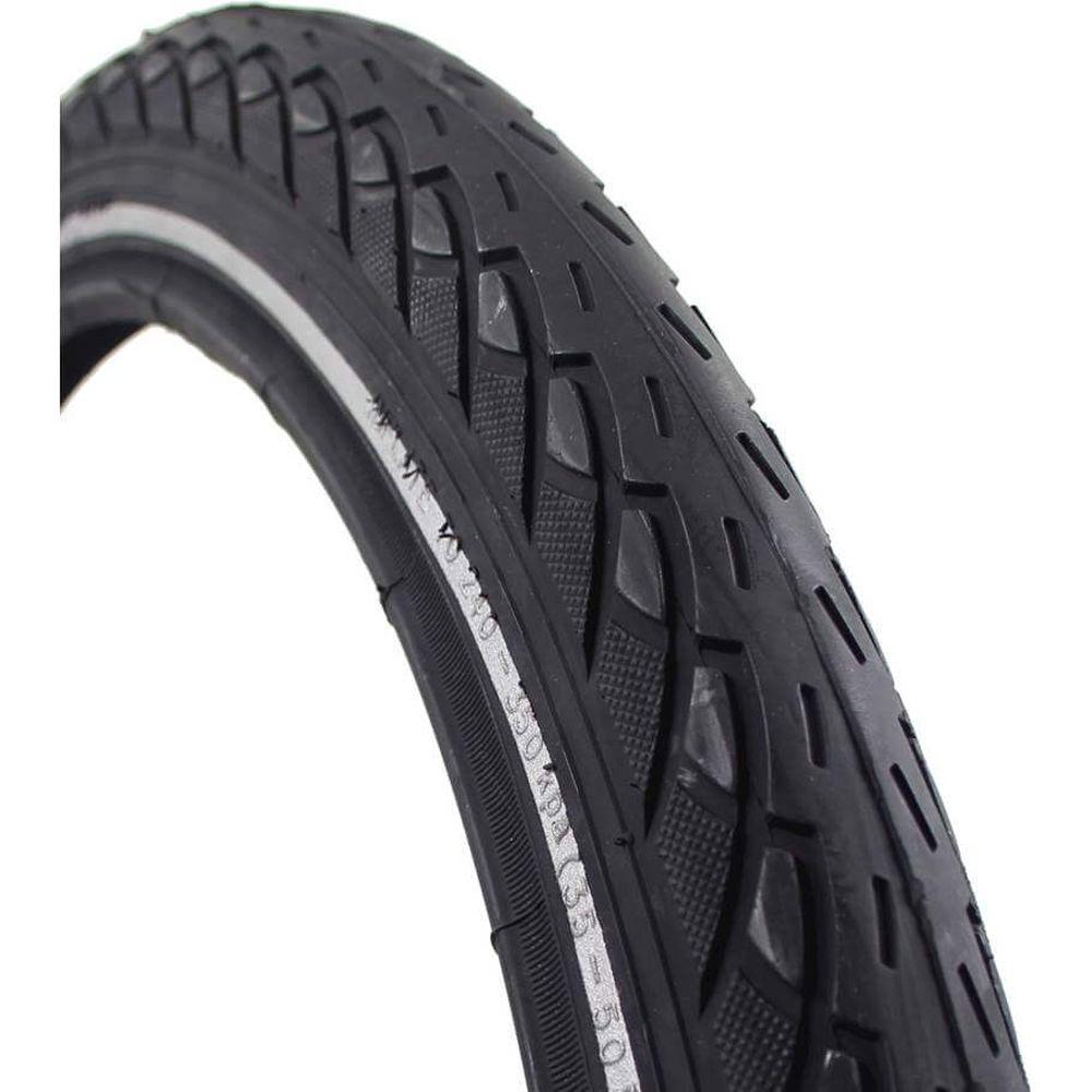 Deli Tire buitenband SA-206 20 x 1.75 zwart refl