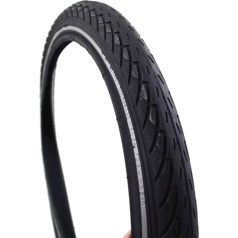 Deli Tire buitenband SA-206 22 x 1.75 zwart refl