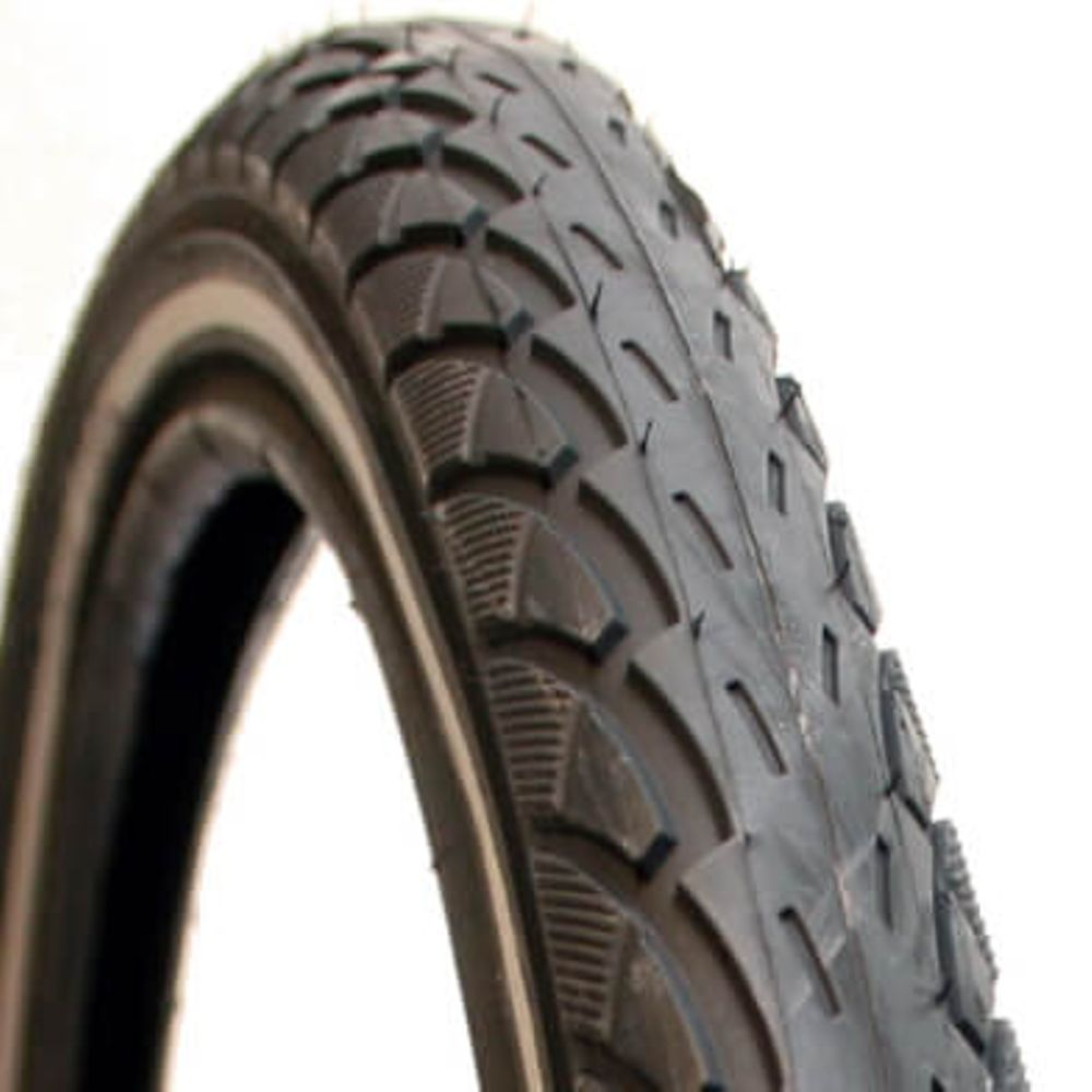 Deli Tire buitenband SA-206 24 x 1.75 zwart refl