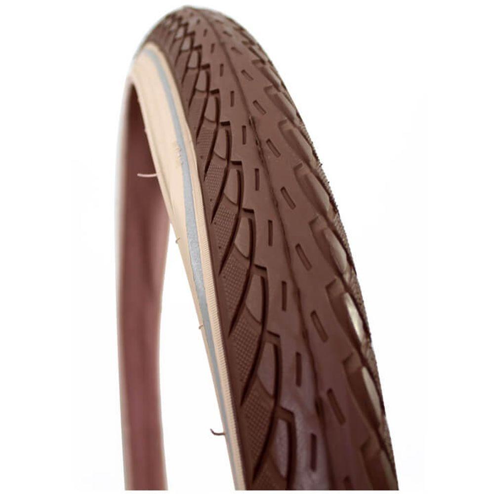 Deli Tire buitenband SA-206 26 x 1.75 br/creme refl