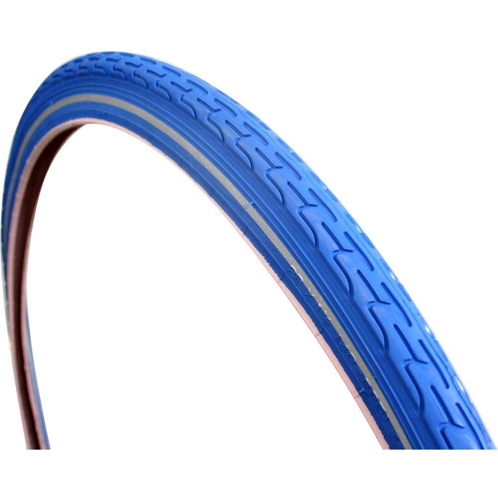 Deli Tire buitenband S-604 28 x 1 1/2 donker blauw refl
