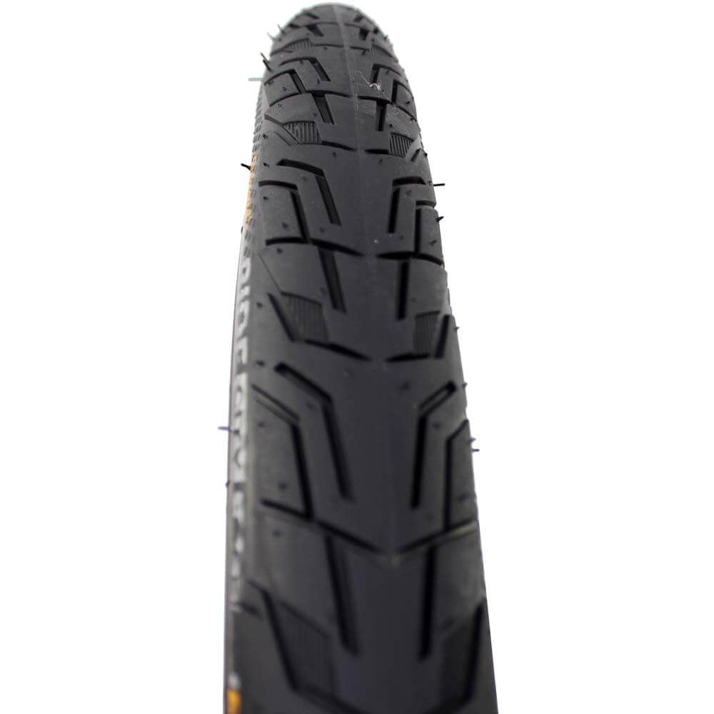 Continental buitenband Ride City 28 x 1 3/8 zwart refl
