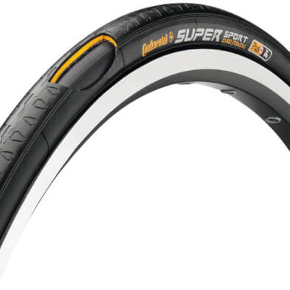 Continental bub supersport plus 28 700x23c 23-622 zwart