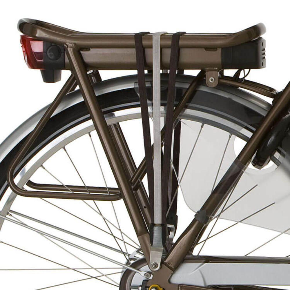 Cortina achterdrager Ecomo Luxe bruin