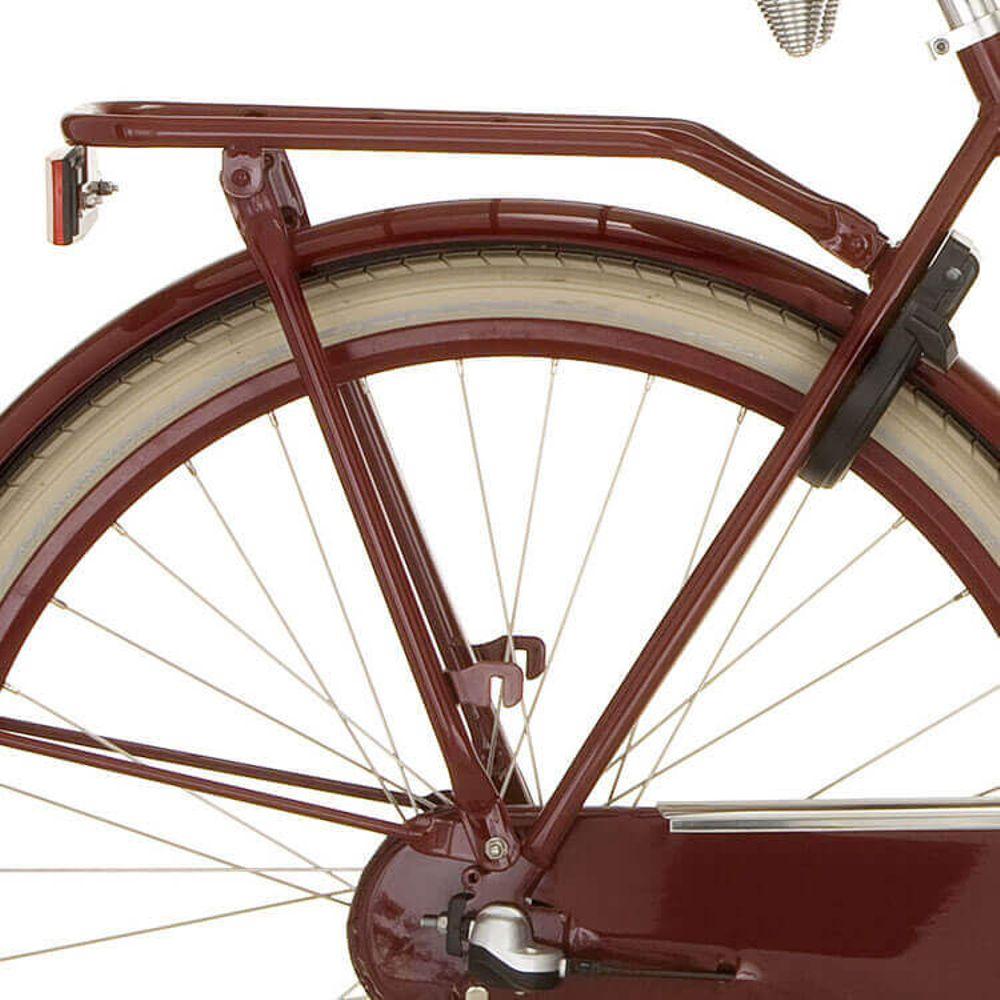 Cortina achterdrager U4 57 wine red