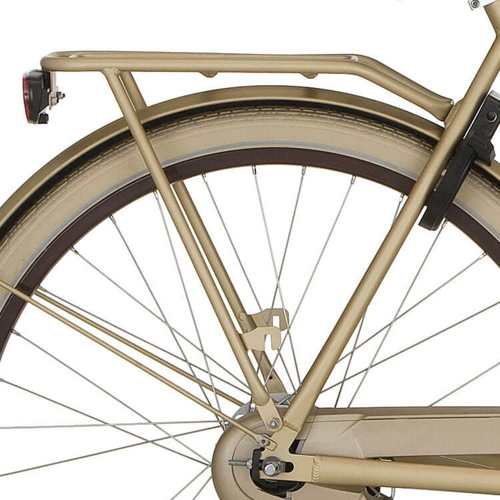 Cortina achterdrager U5 D50 mat goud