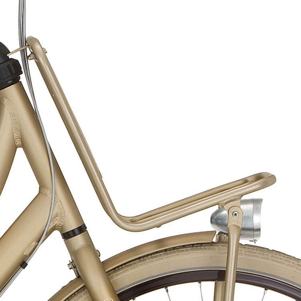 Cortina voordrager U5 mat goud