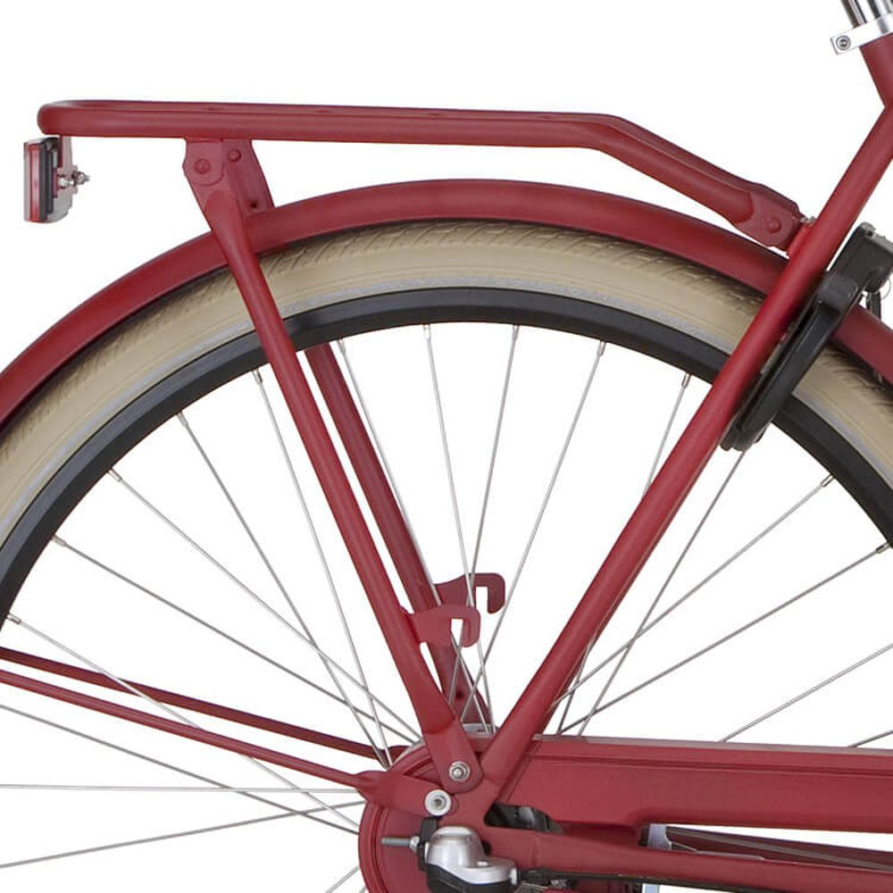 Cortina achterdrager 28 U1 D53 rood