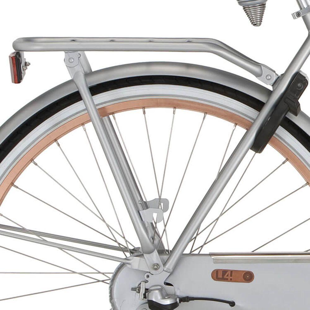 Cortina achterdrager U4 61 bright alumina matt
