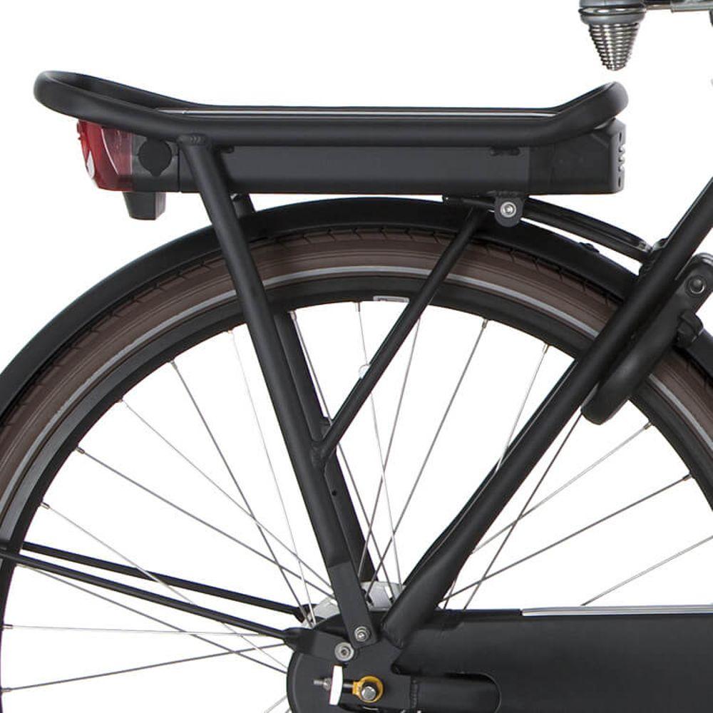Cortina achterdrager E-U4 black matt