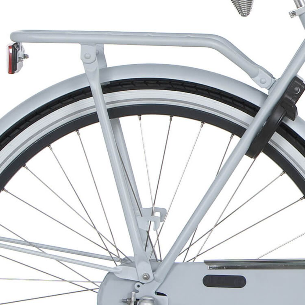 Cortina achterdrager U4 57 pearl grey matt